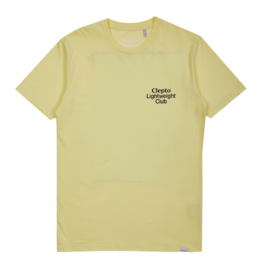Cleptomanicx Cleptomanicx, T-Shirt light club, yellow, S