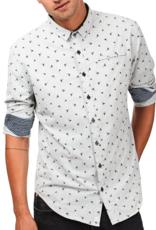 Einstoffen Einstoffen, Hemd, Michael Knight, weiss, XL