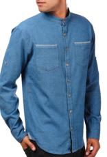 Einstoffen Einstoffen, Hemd, Ivar Ragnarsson, blau, XL
