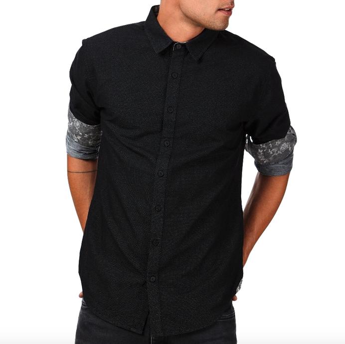 Einstoffen Einstoffen, Hemd, Herr Lehmann, schwarz, XL