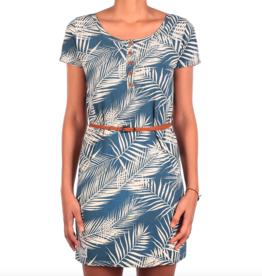 Iriedaily Iriedaily, la palma dress, thunder blue, S