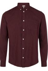 Minimum Minimum, Jay 2.0 Shirt, <br /> bordeaux, XL