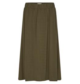 Minimum Minimum, Regisse Skirt, dark olive, S