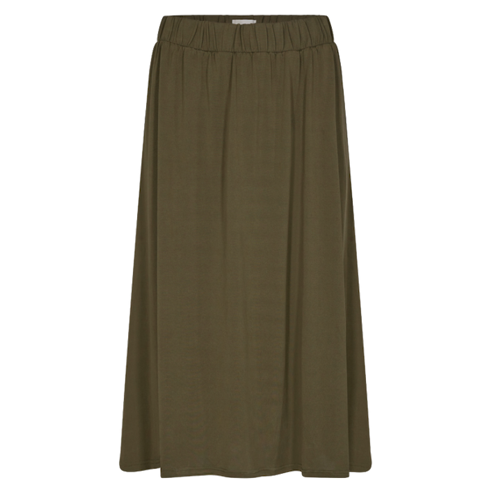 Minimum Minimum, Regisse Skirt, dark olive, L