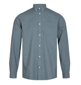 Minimum Minimum, Jay 2.0 Shirt, <br /> bluestone melange, S