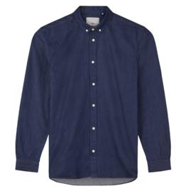 Minimum Minimum, Walther Shirt, dark blue, S