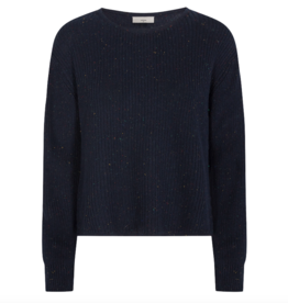 Minimum Minimum, Valeri Pullover, navy blazer, XS
