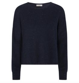 Minimum Minimum, Valeri Pullover, navy blazer, S