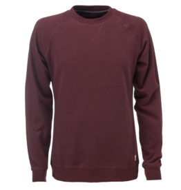 ZRCL ZRCL, M Sweater Basic, dark wine, S