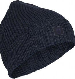KnowledgeCotton Apparel KnowledgeCotton, Leaf Hat, navy, One Size