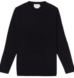 RVLT RVLT, 6007, X Crewneck Knit, black, S