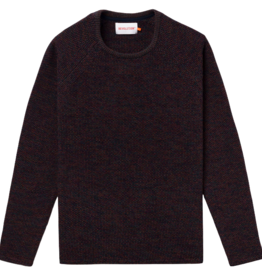 RVLT RVLT, 6011 Raglan knit, multi, L