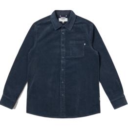 Wemoto Wemoto, Baker Shirt, petrol, S