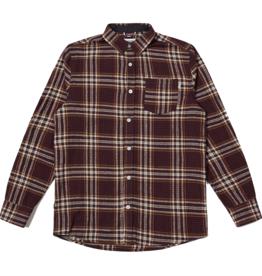 Wemoto Wemoto, Bras Shirt, burgundy, M