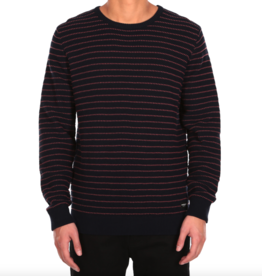 Iriedaily Iriedaily, Liners Knit, navy-red, XL