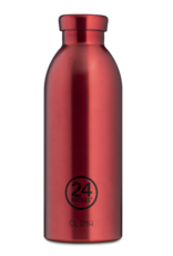 24 bottles 24 Bottles, Thermosflasche, chianti red, 500ml