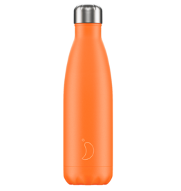Chilly's Chilly's Bottles, Neon Edition, orange, 500ml