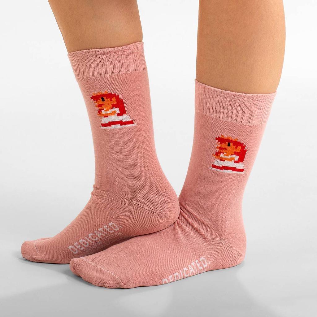 Dedicated Dedicated, Sigtuna Peach, pink, 36-40