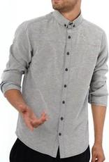 Einstoffen Einstoffen, Hemd, Tenzing Norgay, grau, M