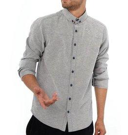 Einstoffen Einstoffen, Hemd, Tenzing Norgay, grau, XL