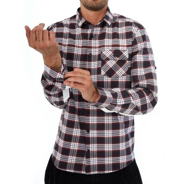 Einstoffen Einstoffen, Hemd, Hans Lauper, blau, XL