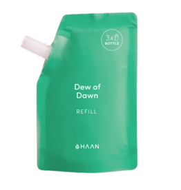 Haan HAAN, Hand Sanitizer REFILL Pouch, Dew of Dawn