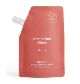 Haan HAAN, Hand Sanitizer REFILL Pouch, Manhattan Glacé