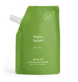 Haan HAAN, Hand Sanitizer REFILL Pouch, Mojito Splash