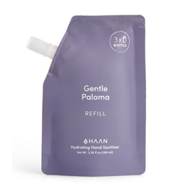 Haan HAAN, Hand Sanitizer REFILL Pouch, Gentle Paloma