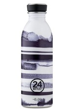 24 bottles 24 Bottles, Thermosflasche, stripes, 500