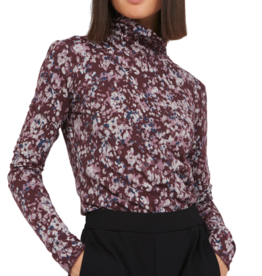 Armedangels, Malenaa early blossoms, aubergine, L