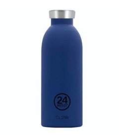24 bottles 24 Bottles, Thermosflasche, gold blue, 500