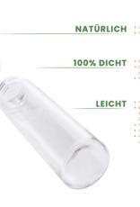 24 bottles Bulb Flow Bottle, <br /> Made in Switzerland