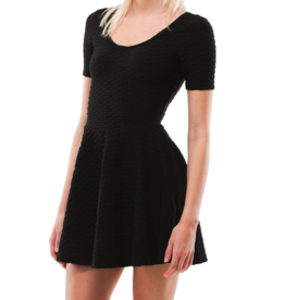 Dr.Denim Dr.Denim, Anya structure dress, black, XS