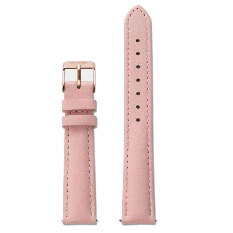 Cluse Cluse, Boho Chic, Strap (18mm), Pink/rosegold