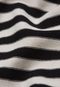 armedangels Armedangels, Jaarin stripes, kitt black, S