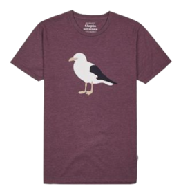 Cleptomanicx Cleptomanicx, T-Shirt, Gull 3, heather crushed, M