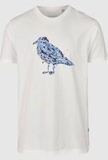 Cleptomanicx Cleptomanicx, T-Shirt, JackGulllock, white, S