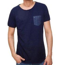Einstoffen Einstoffen, Gloomy Dusk T-Shirt, blau, XL