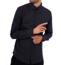 Einstoffen Einstoffen, Hemd, Napoleon Solo, schwarz, S