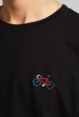 Dedicated Dedicated, Stockholm Stitch Bike, black, M