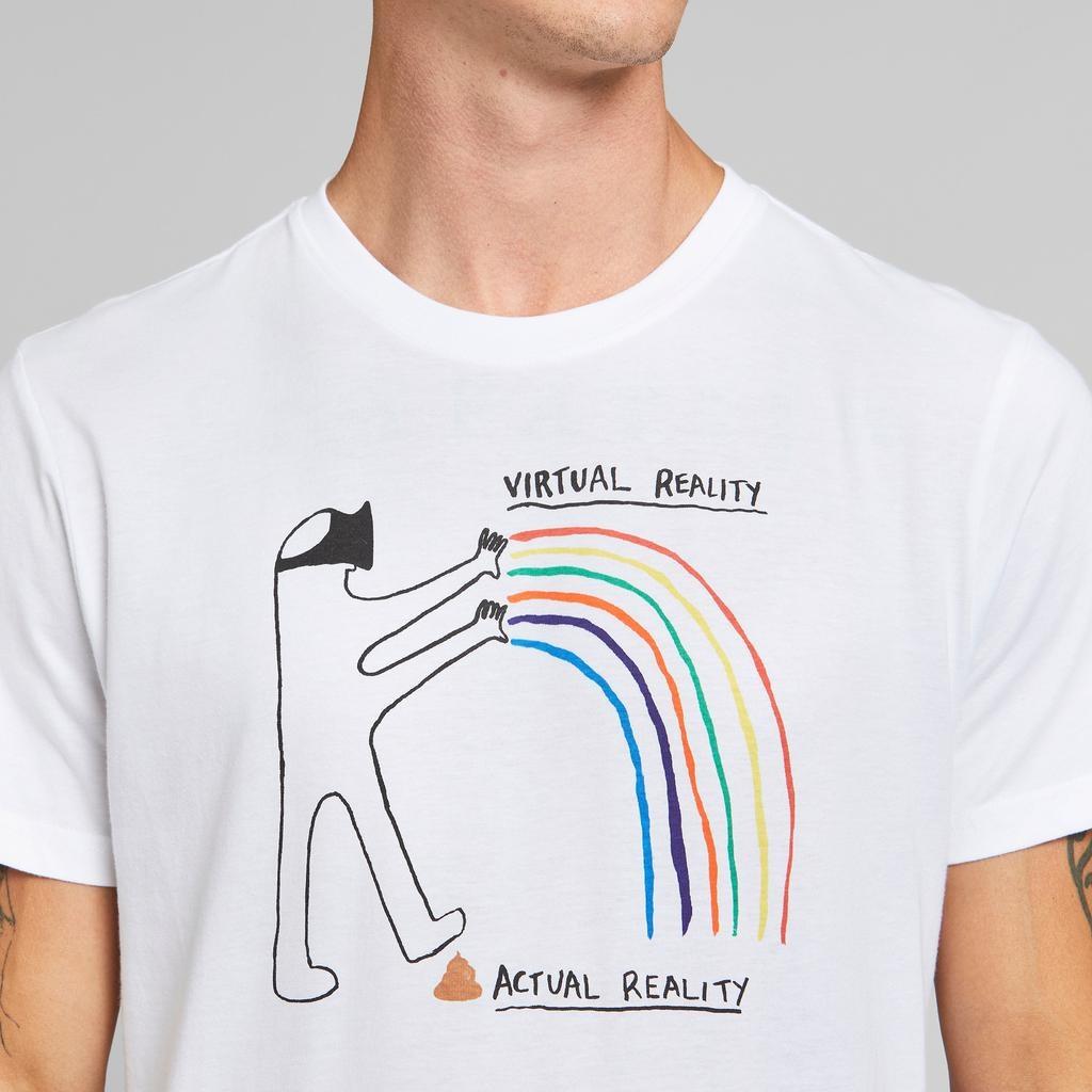 Dedicated Dedicated, Stockholm Virtual Reality, white, M