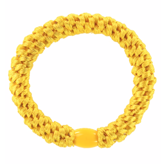 BonDep BonDep, Zopfgummi, yellow