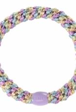BonDep BonDep, Zopfgummi, lavender seablue glitter