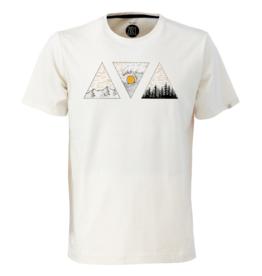 ZRCL ZRCL, M T-shirt Triple, natural, M