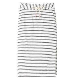 Recolution Recolution,Midi skirt Stripes, navy/ white, M