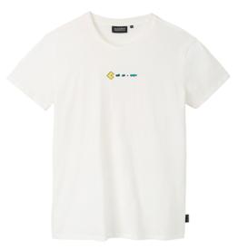 Recolution Recolution, M Casual T-shirt trashman, white, L