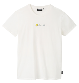 Recolution Recolution, M Casual T-shirt trashman, white, M