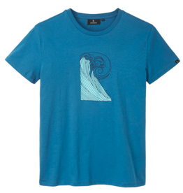 Recolution Recolution, M Casual T-shirt Recowave, summer blue, M