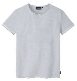 Recolution Recolution, M Casual T-shirt Stripes, navy/white, L